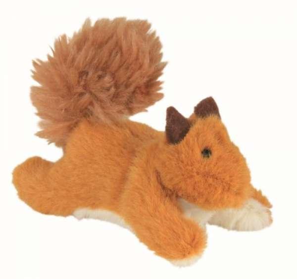TR Eichhörnchen 9cm mit Catnip