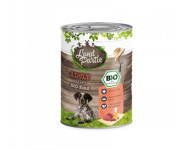 LandPartie Bio ADULT - Rind - 800g