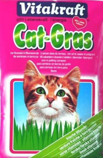 Vitakraft Cat Gras 50g Saatenbeutel
