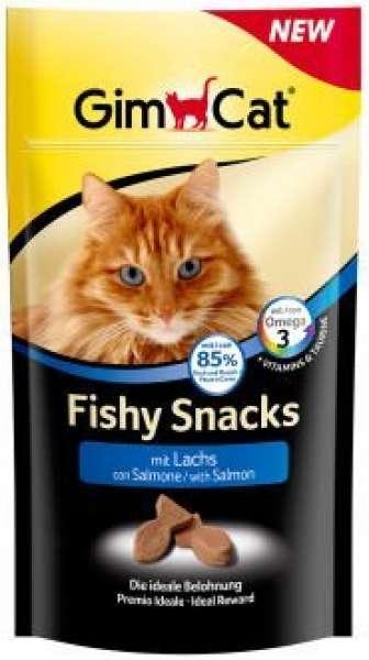 GimCat Snack 35g Fishy Lachs