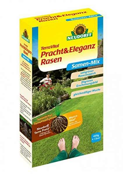 Rasen Mix Pracht+Eleganz 3,00kg 100qm #