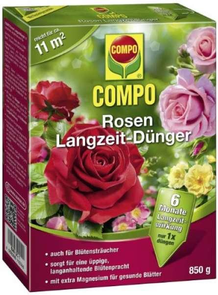 COMPO Rosen Langzeit Dünger 850 g