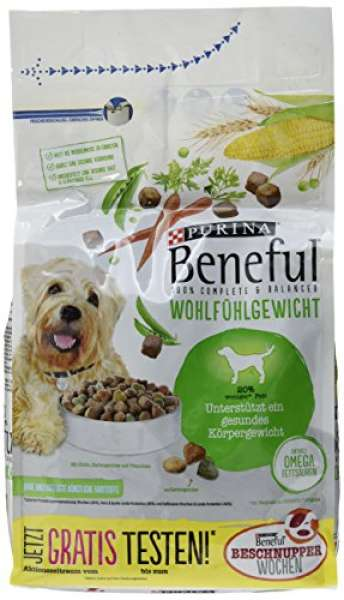 Beneful Hundefutter Wohlfühlgewicht 1,5 kg, 1er Pack (1 x 1,5 kg)