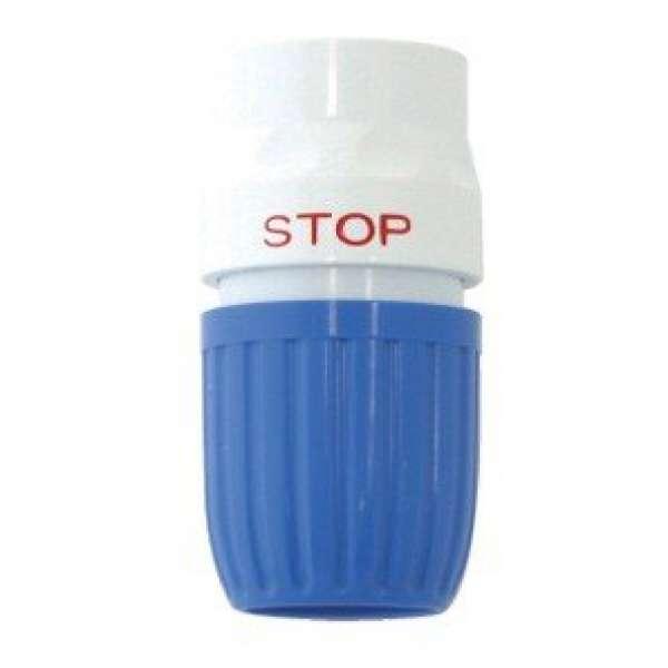 Schlauchstück TG 19mm Wasser Stop b-w