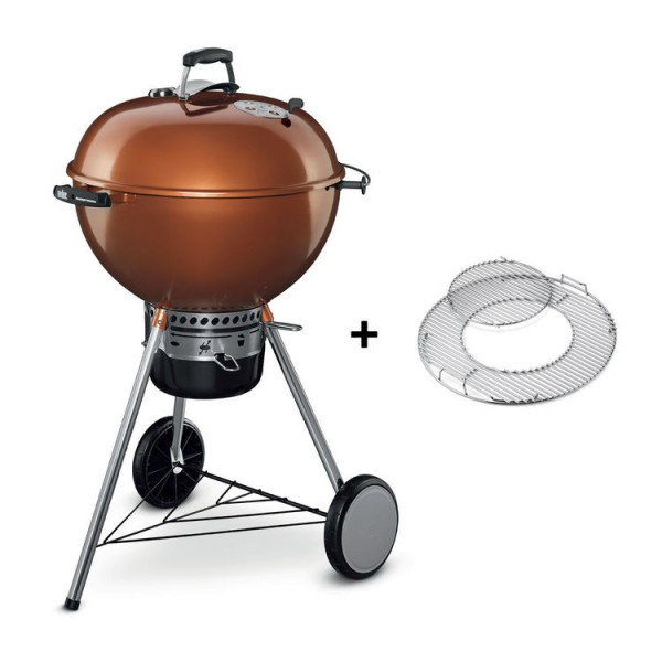 Kohlegrill Master Touch GBS 57 Copper