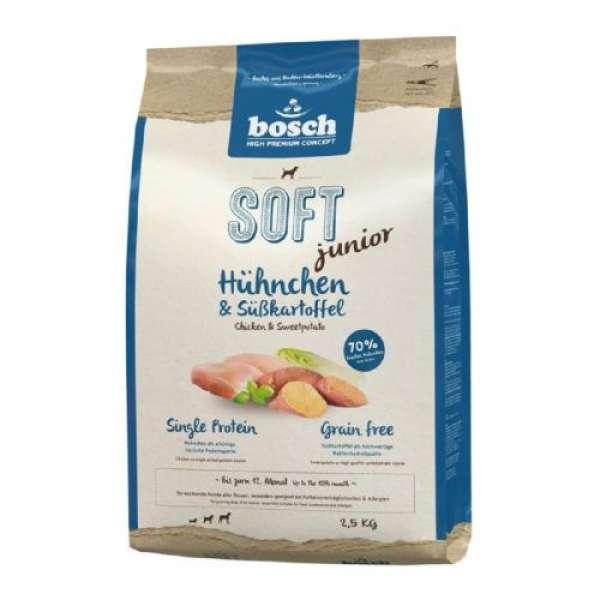 Soft 2,5kg Junior Hühnchen