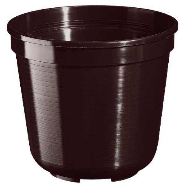 Lippert 806 022 07 Blumentopf Standard Durchmesser 22 cm, braun