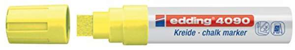 e-4090 Kreidemarker neongelb
