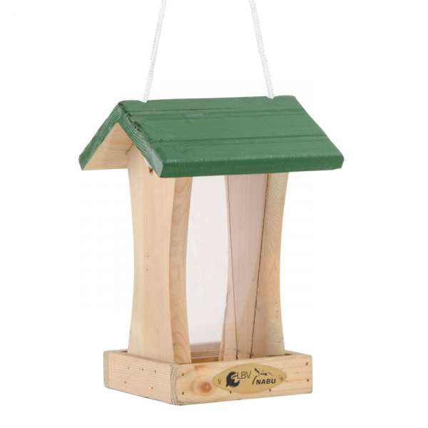 CJ Wildlife Wildvogel-Futterhaus St.Louis FSC-Holz