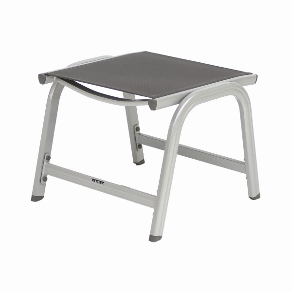 Hocker Basicplus silber/anthrazit