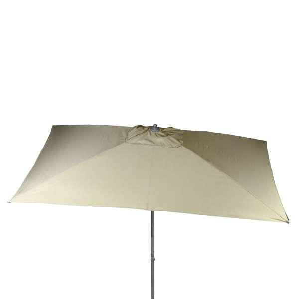 Schirm 3x2m natur