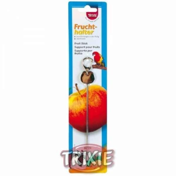 Trixie Fruchthalter Metall 20cm
