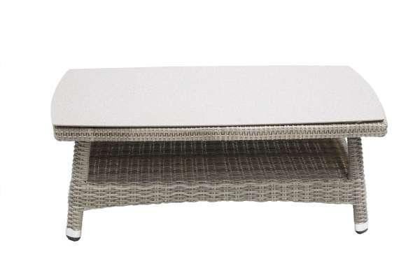 Beistell Cleveland grey shell 110x65cm