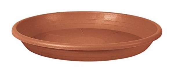 Unterteller Cilindro 25cm terracotta