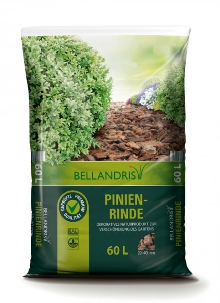 Bellandris Pinienrinde 20-40mm 60L