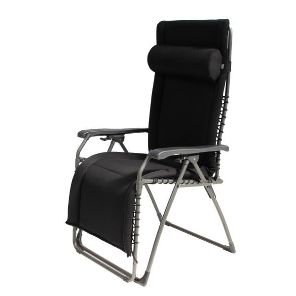Relaxliege Oasi Daydreamer XL schwarz