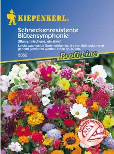 Kiepenkerl Schneckenresestente Blütensymphonie