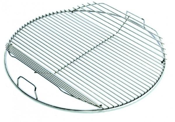 Weber Grillrost für Holzkohlegrills Ø47cm klappbar, edelstahl