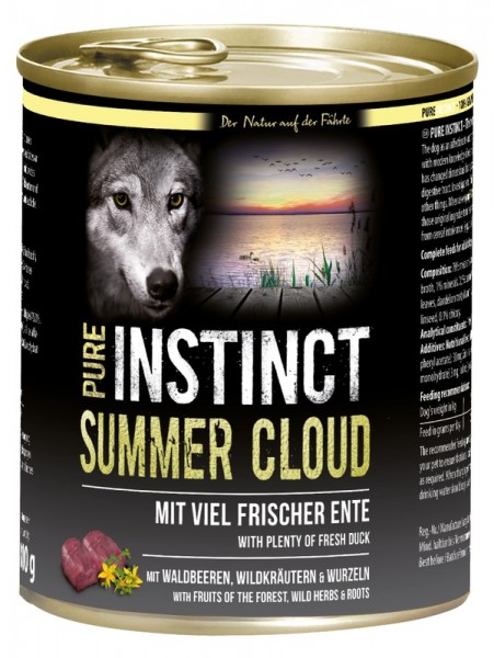 PURE INSTINCT SUMMER CLOUD