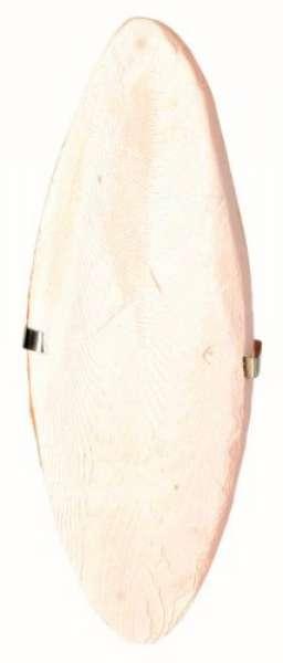 Trixie Sepia-Schale mit Halter, groß ca. 16 cm