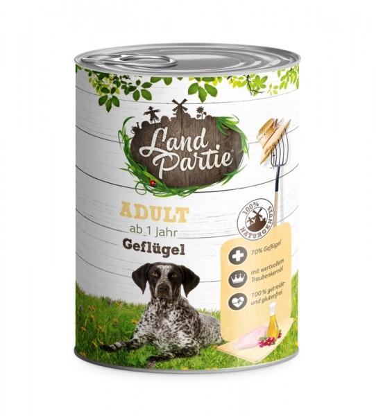 LandPartie ADULT - Geflügel - 800g