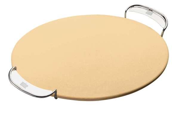 Pizzastein mit Gestell ohne Grillrost