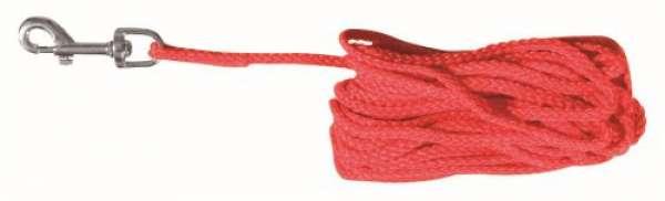 Schleppleine 10m 5mm rot