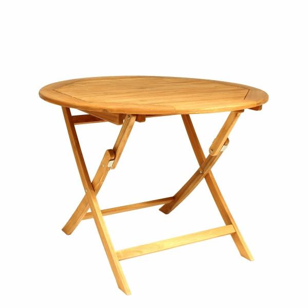 Tisch Bastia 100cm klappbar