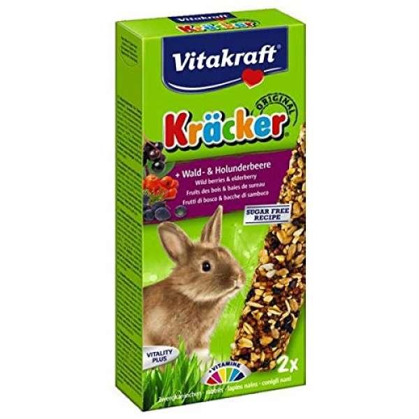 Vitakraft Kräcker Original Wald- & Holunderbeere 2 Stück