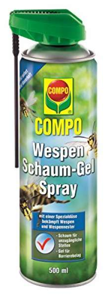 Wespen Schaum Gel Spray 500ml #