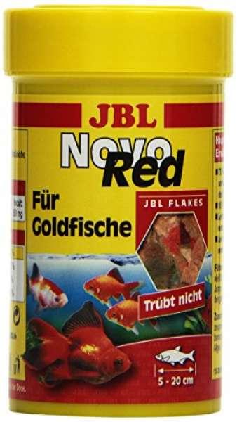 JBL Novored Alleinfutter für Goldfische