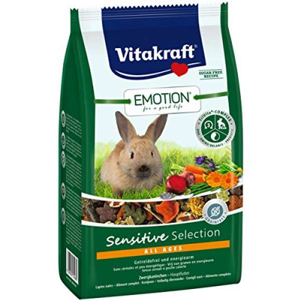 Vitakraft Emotion Sensitive Selection All Ages 600g