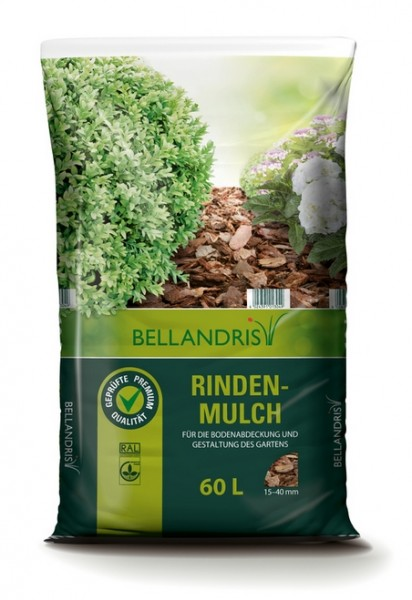 Bellandris Rindenmulch 15-40mm 60L