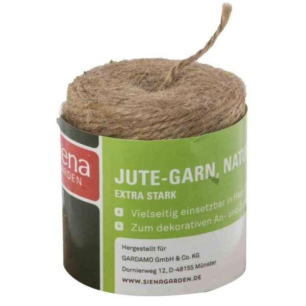 Jute Garn / Schnur natur
