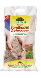 Neudorff Bentonit Sandboden Verbesserer 25kg