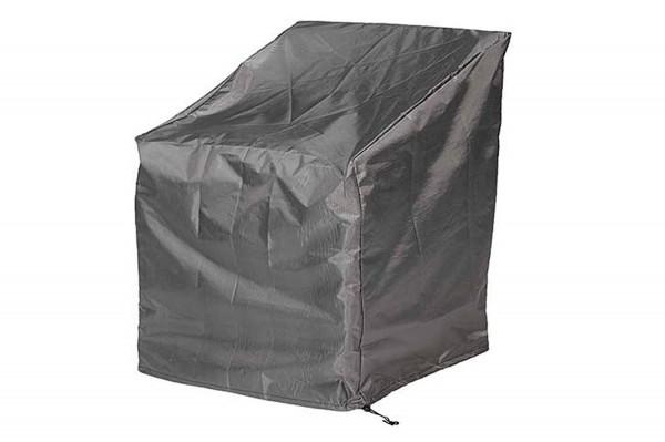 AeroCover Schutzhülle XL für Lounge Sessel, in anthrazit, Ripstop-Gewebe, 75 x 78 x 65/110 cm