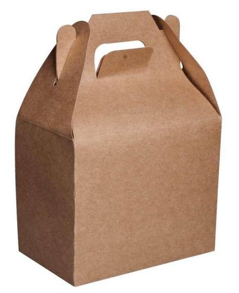 Geschenkbox 7,1x4,3x4,2cm +Griff 4St.