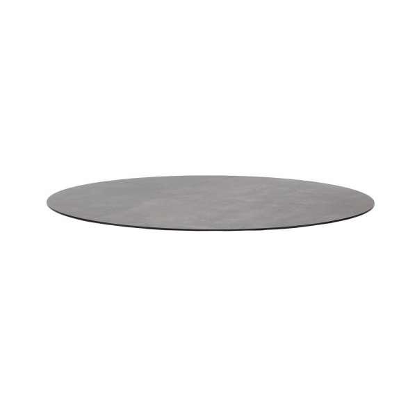 Tischplatte Sela Dess. Beton 110cm rund