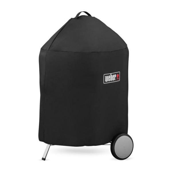 Weber Premium Abdeckhaube für holzkohlegrills Ø57cm