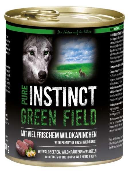 PURE INSTINCT GREEN FIELD 800g