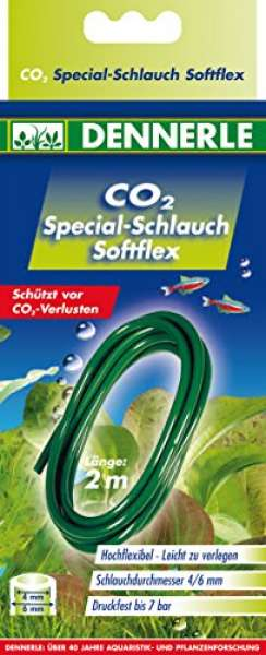 Dennerle 7004109 Profi-Line CO2 Softflex 2 m