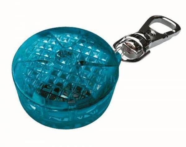 Trixie Flasher für Hunde und Katzen blau, ø 3,5 cm