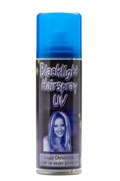 UV-Haarspray leuchtet i.Schwarzl. 125ml