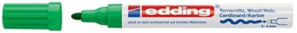 e-4000 Mattlack-Marker grün