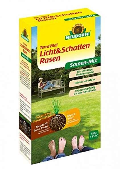 Rasen Mix Licht+Schatten 0,45kg 15qm