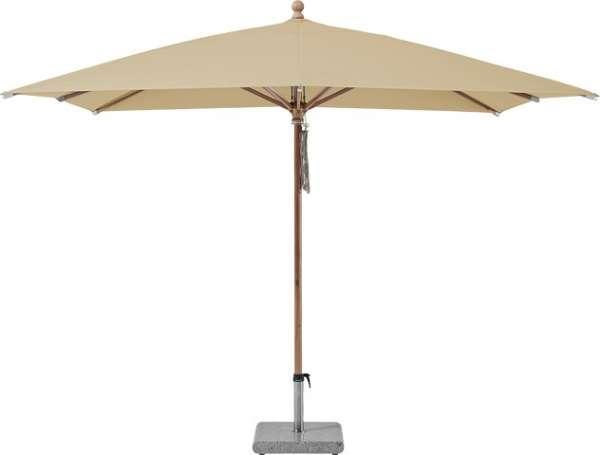 Schirm Piazzino 300x300cm creme 422