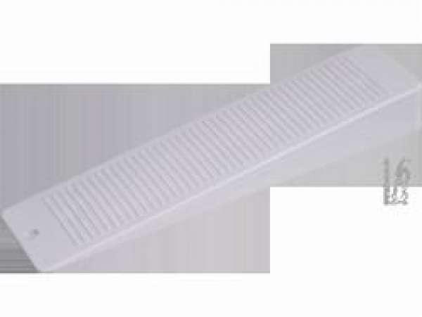 Danto® Türkeil, Türstopper, weiß, Kunststoff, Länge 15,5 cm