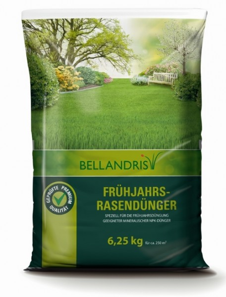 Bellandris Frühjahrs Rasendünger 6