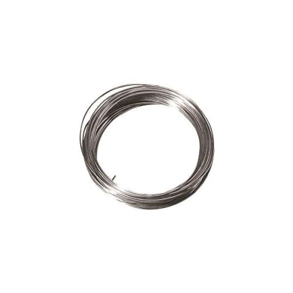 Silberdraht mit Kupferkern 0,6mmx10m