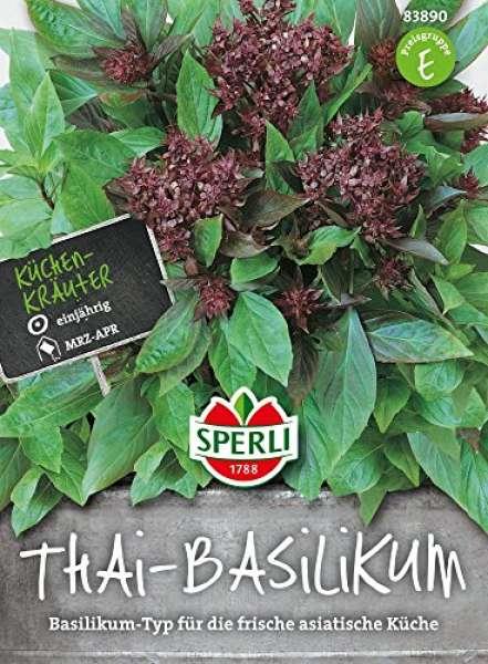 Thai-Basilikum